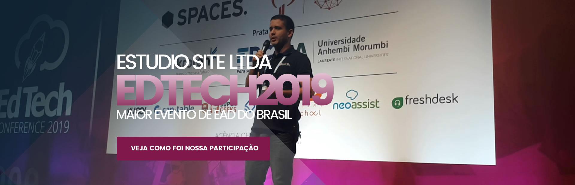 A agência de desenvolvimento de software Estúdio Site Ltda possui mais de dez anos de expertise na criação e implantação de projetos de educação a distância no Brasil e também fora do país, temos a equipe completa para que sua Instituição possa iniciar ou aprimorar seu ensino online.